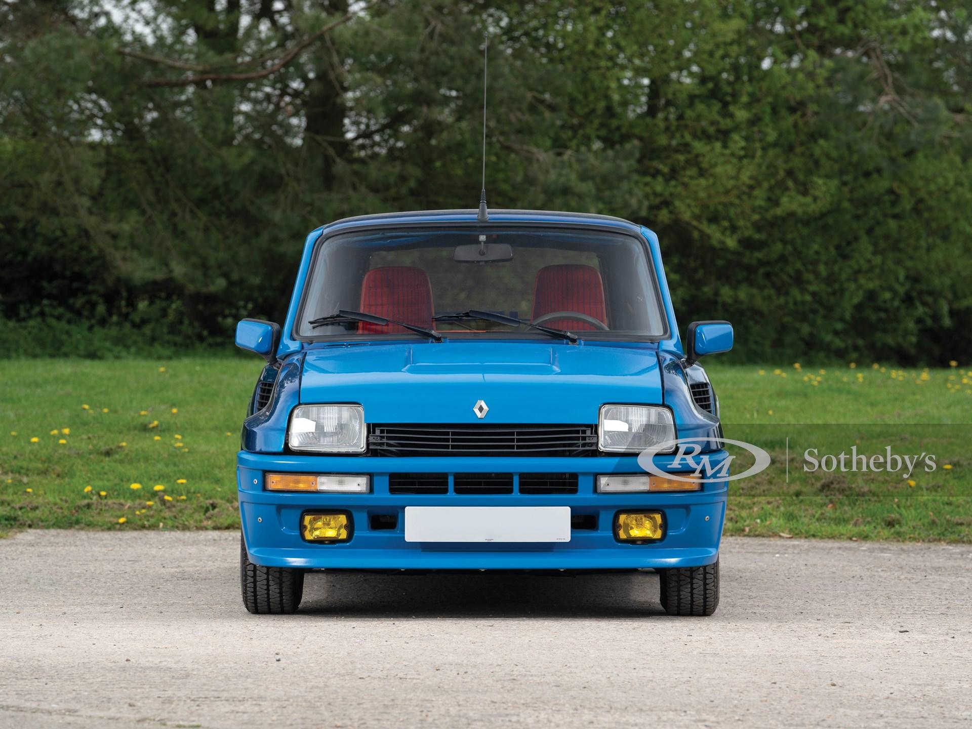 1980 Renault 5 Turbo 1  -