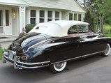 1948 Packard Super Eight Victoria Convertible Coupe  - $