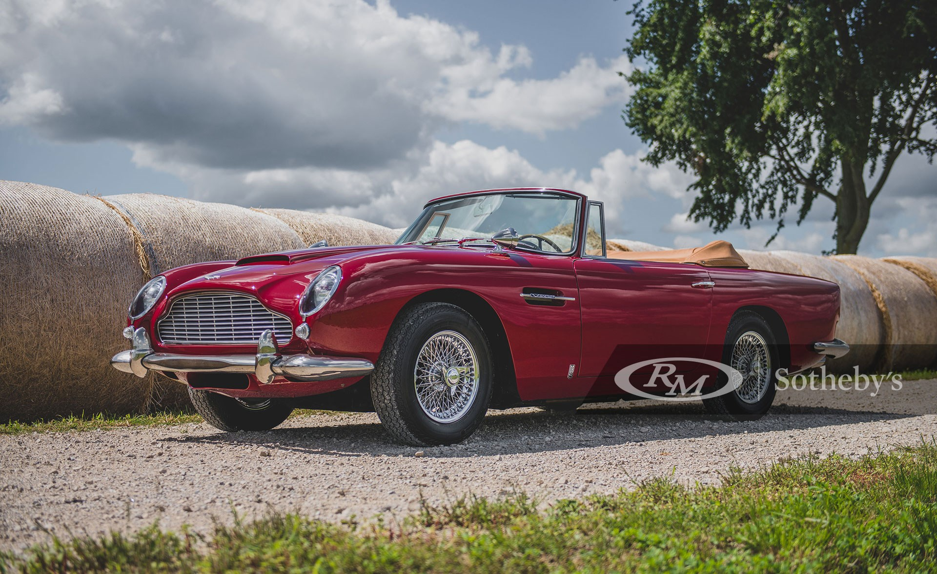 RM Sotheby's Private Sales, Blog, 1965 Aston Martin DB5 Vantage Convertible