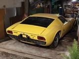 1969 Lamborghini Miura P400 S by Bertone - $