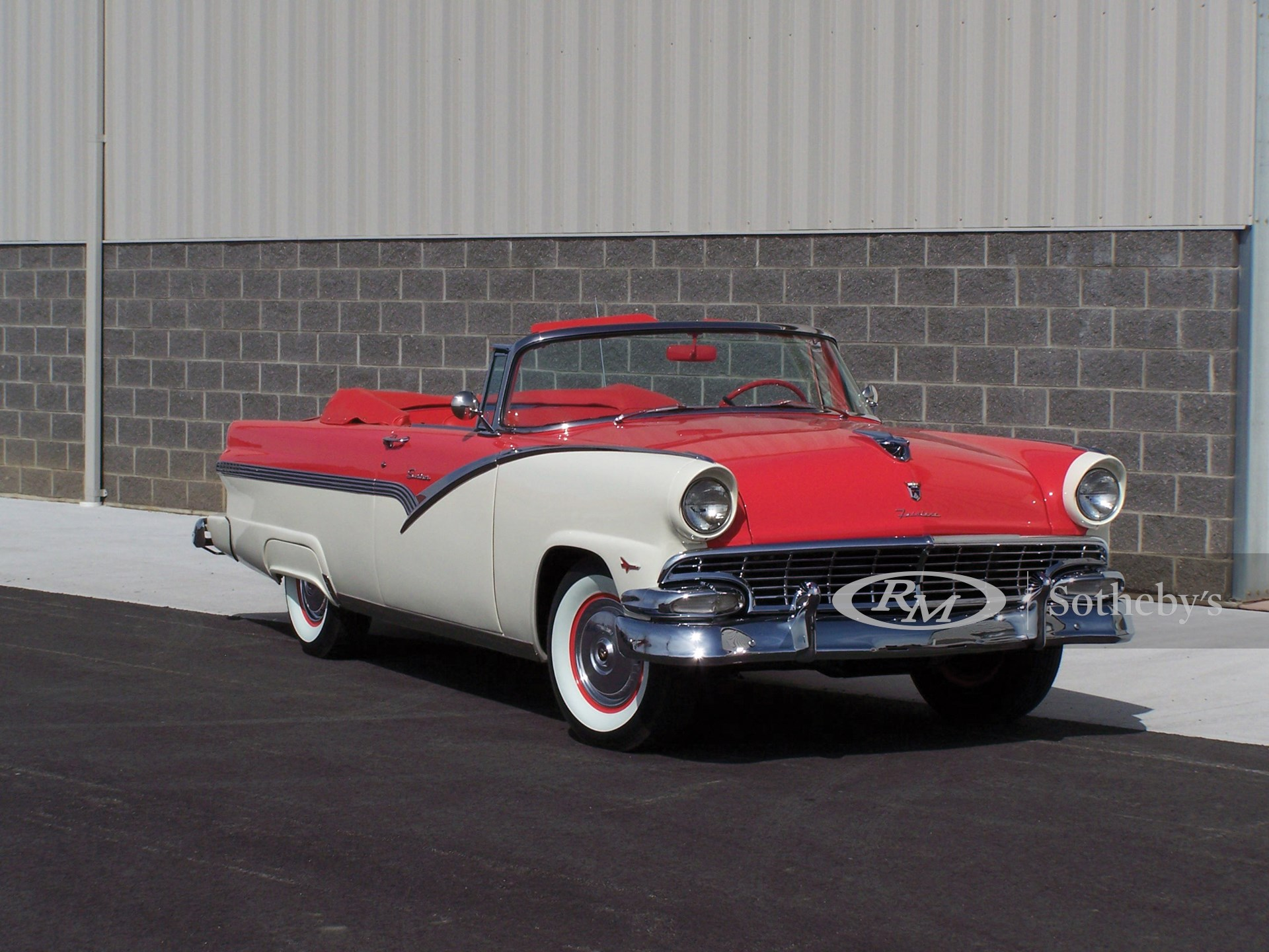 1956 Ford Fairlane Sunliner Convertible  -