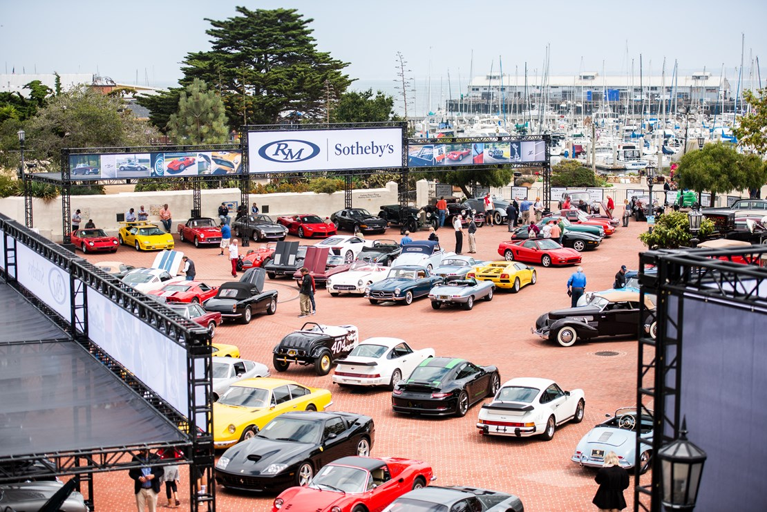 RM Sotheby's - Monterey 2018