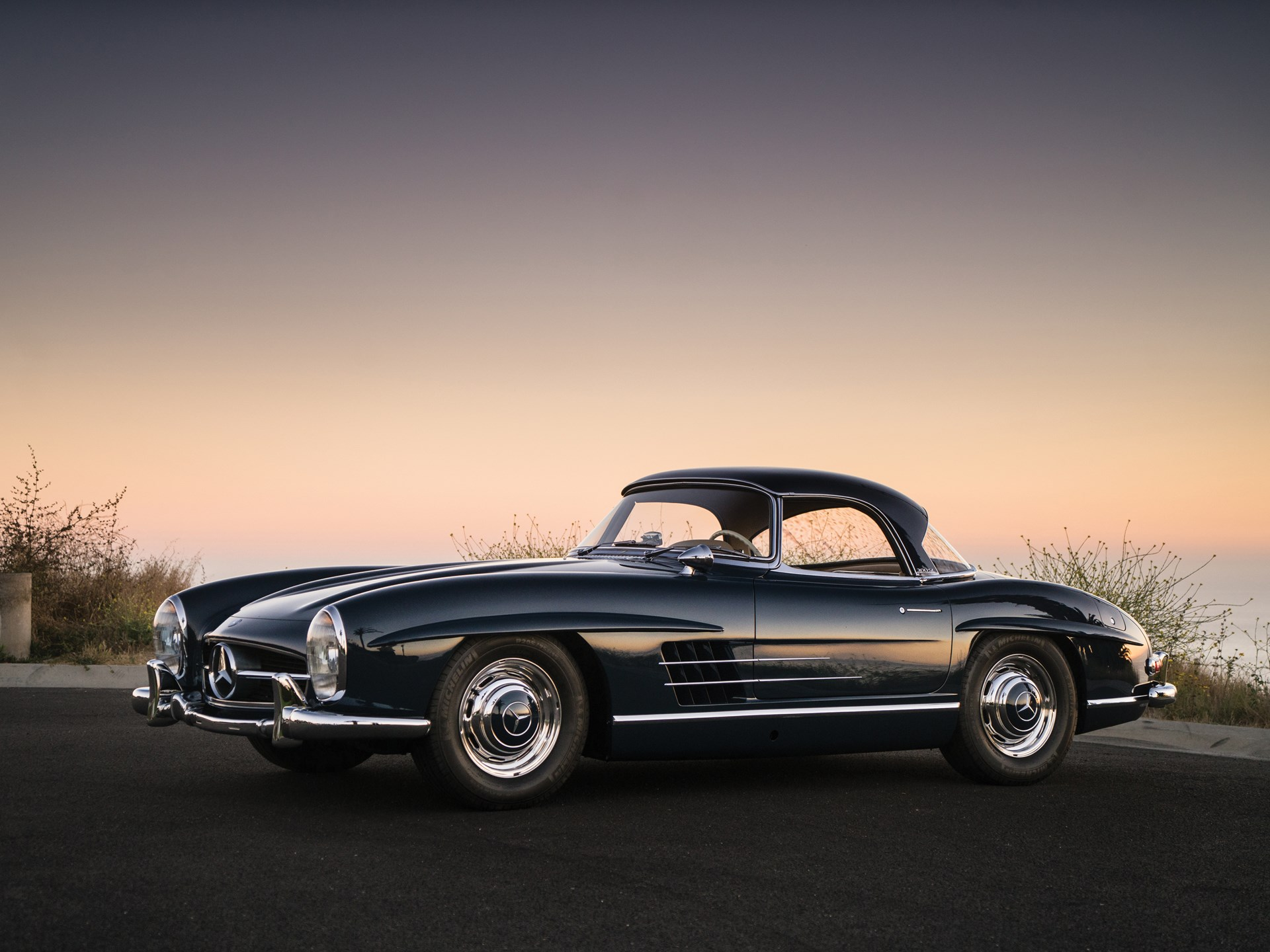 rm sotheby 39 s 1960 mercedes benz 300 sl roadster. Black Bedroom Furniture Sets. Home Design Ideas
