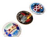 Porsche 356 Commemorative Grill Badges - $