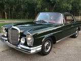 1965 Mercedes-Benz 220 SE Coupe  - $