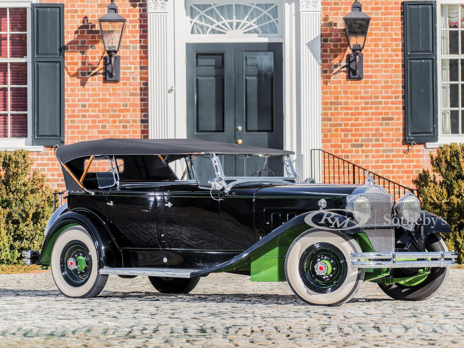 1931 Packard 840 Custom Eight Sport Phaeton