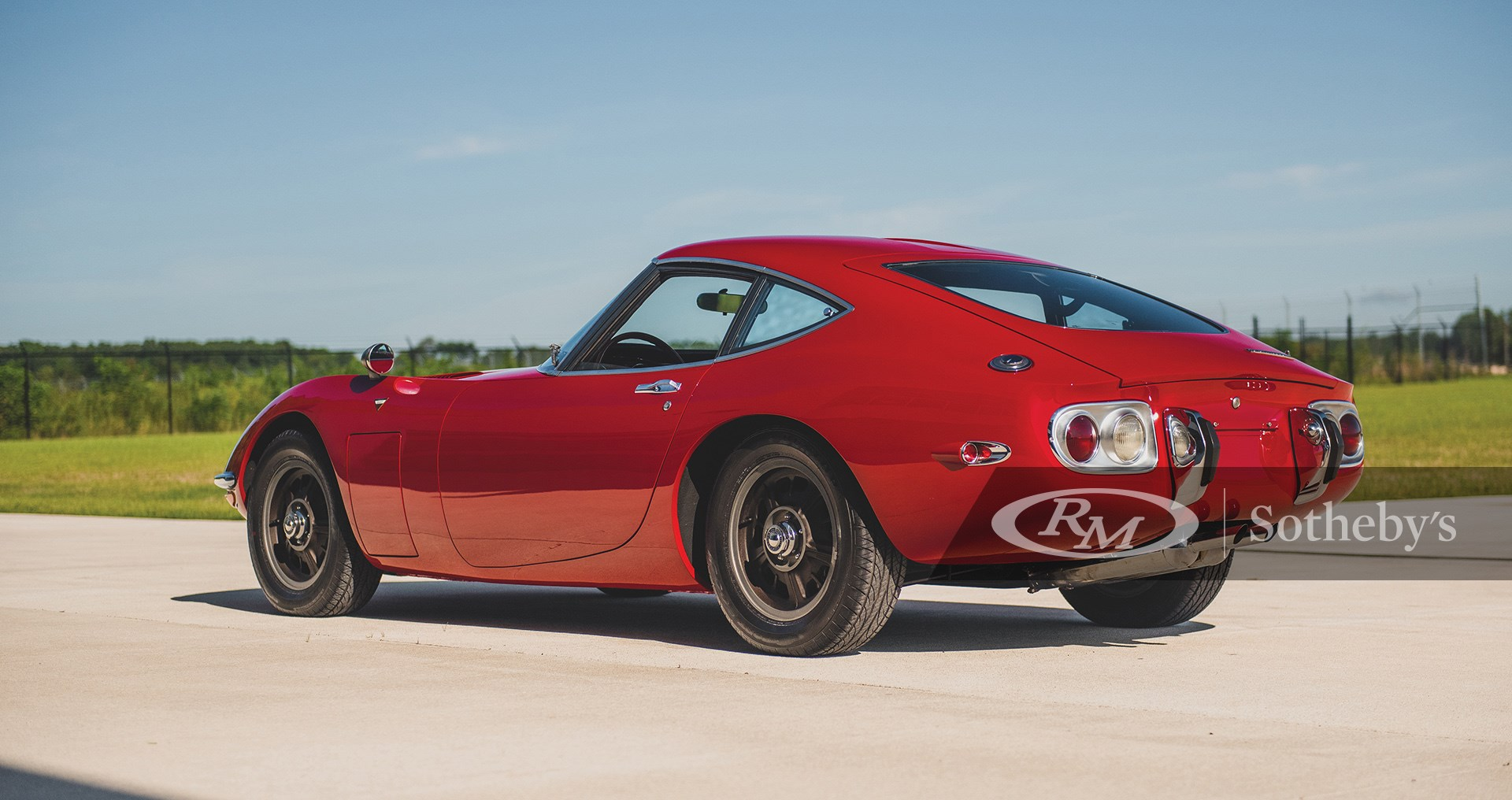 RM Sotheby's The Elkhart Collection 2020, Blog, 1967 Toyota 2000GT
