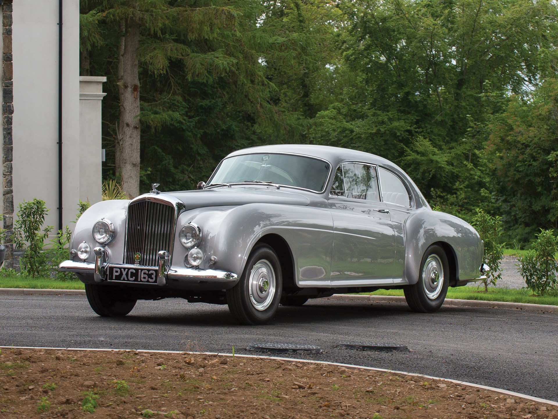 1955 Bentley R-Type Continental Fastback Sports Saloon by H.J. Mulliner