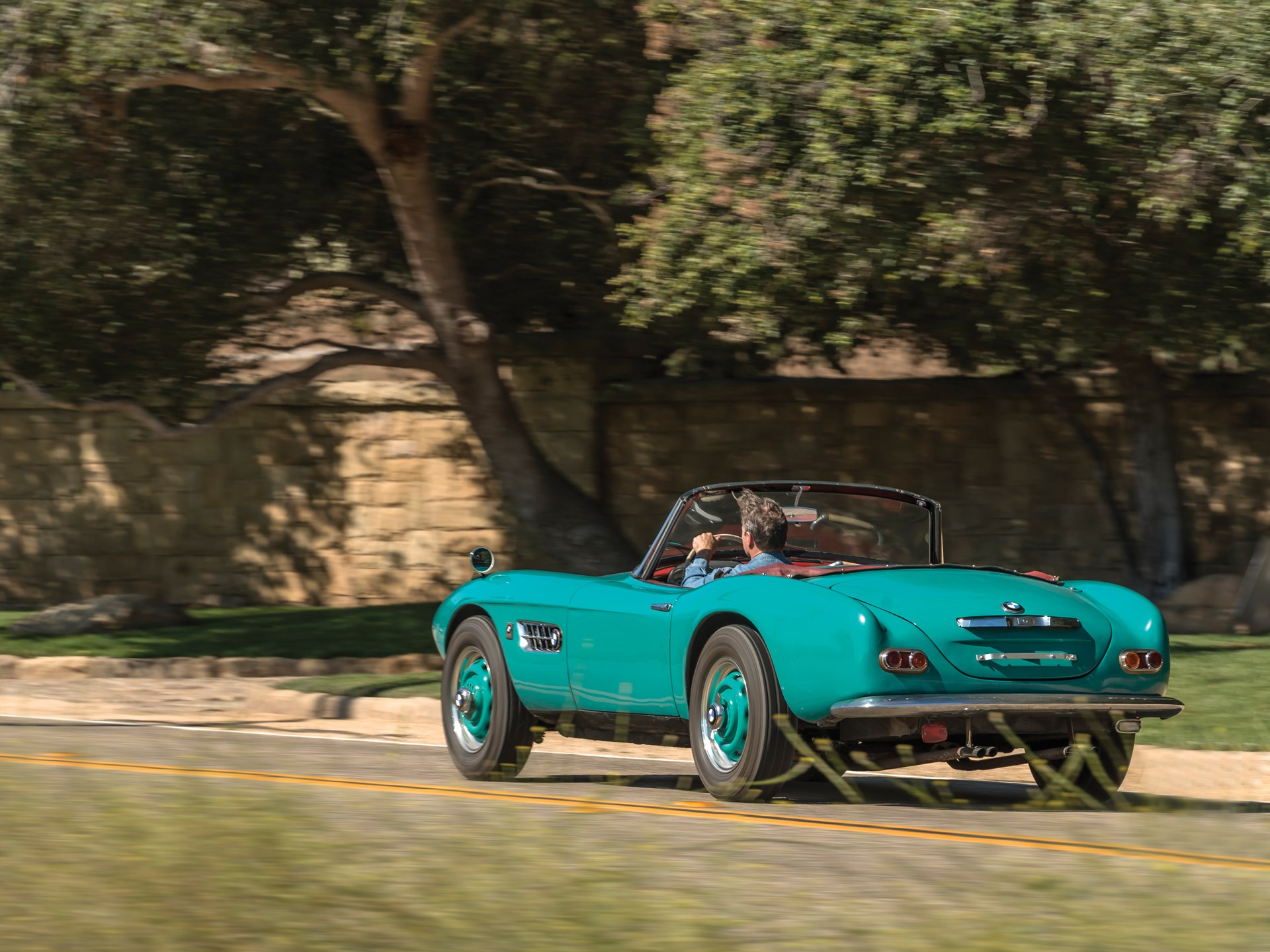 1957 BMW 507 Roadster Series I