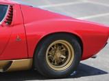 1972 Lamborghini Miura P400 SV by Bertone - $