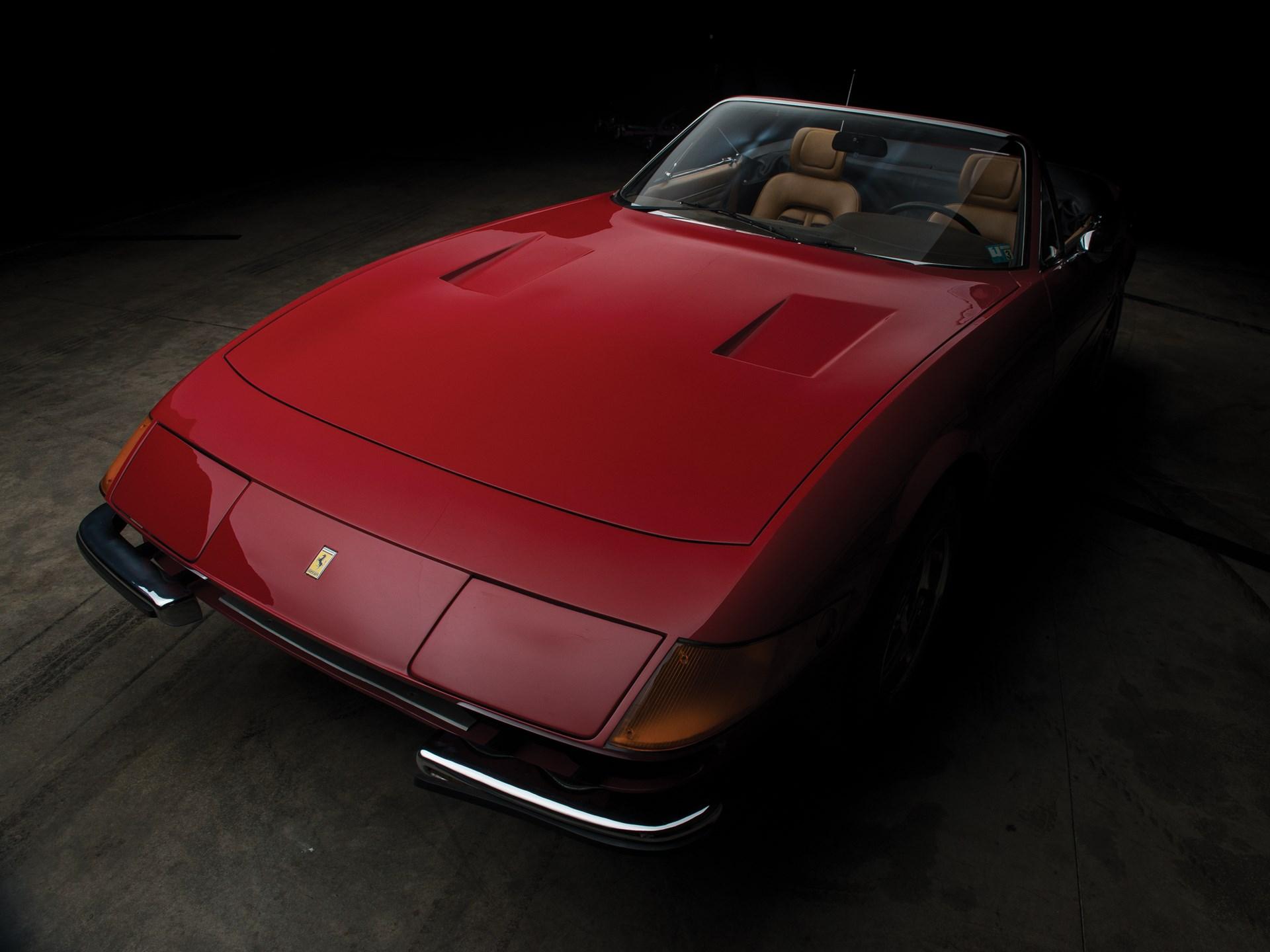 1973 Ferrari 365 GTB/4 Daytona Spider by Scaglietti