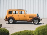 1933 Essex Terraplane Deluxe Six Model KU Sedan  - $