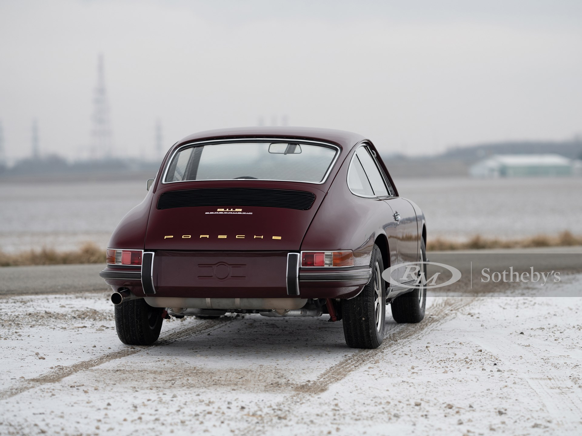 1968 Porsche 911 S 'Sportomatic'  -