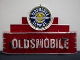 Oldsmobile Neon Sign - $