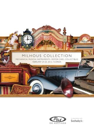 The Milhous Collection, 2012