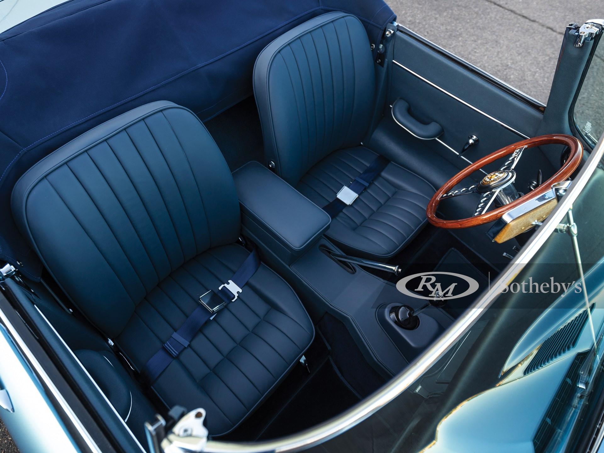 1966 Jaguar E-Type Series 1 4.2-Litre Roadster  -