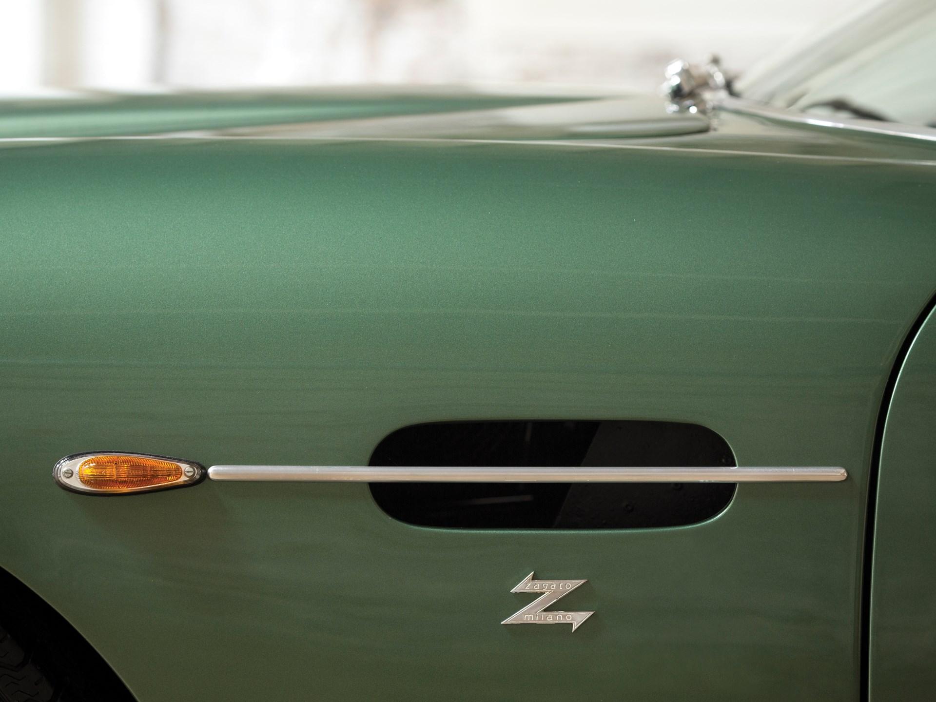 1962 Aston Martin DB4GT Zagato