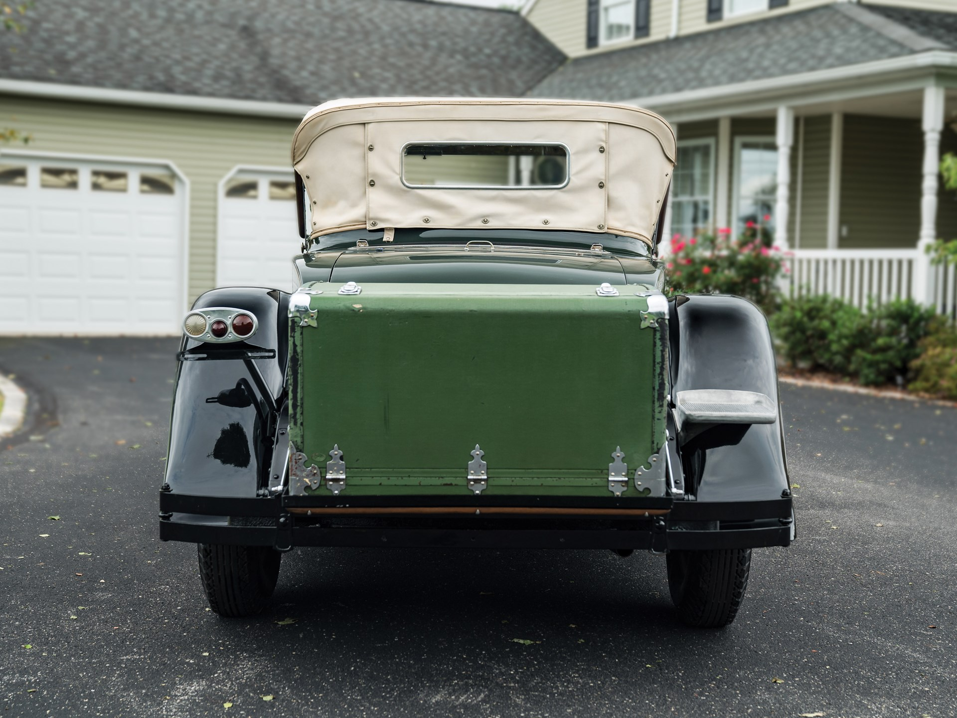 1928 Packard Six Roadster
