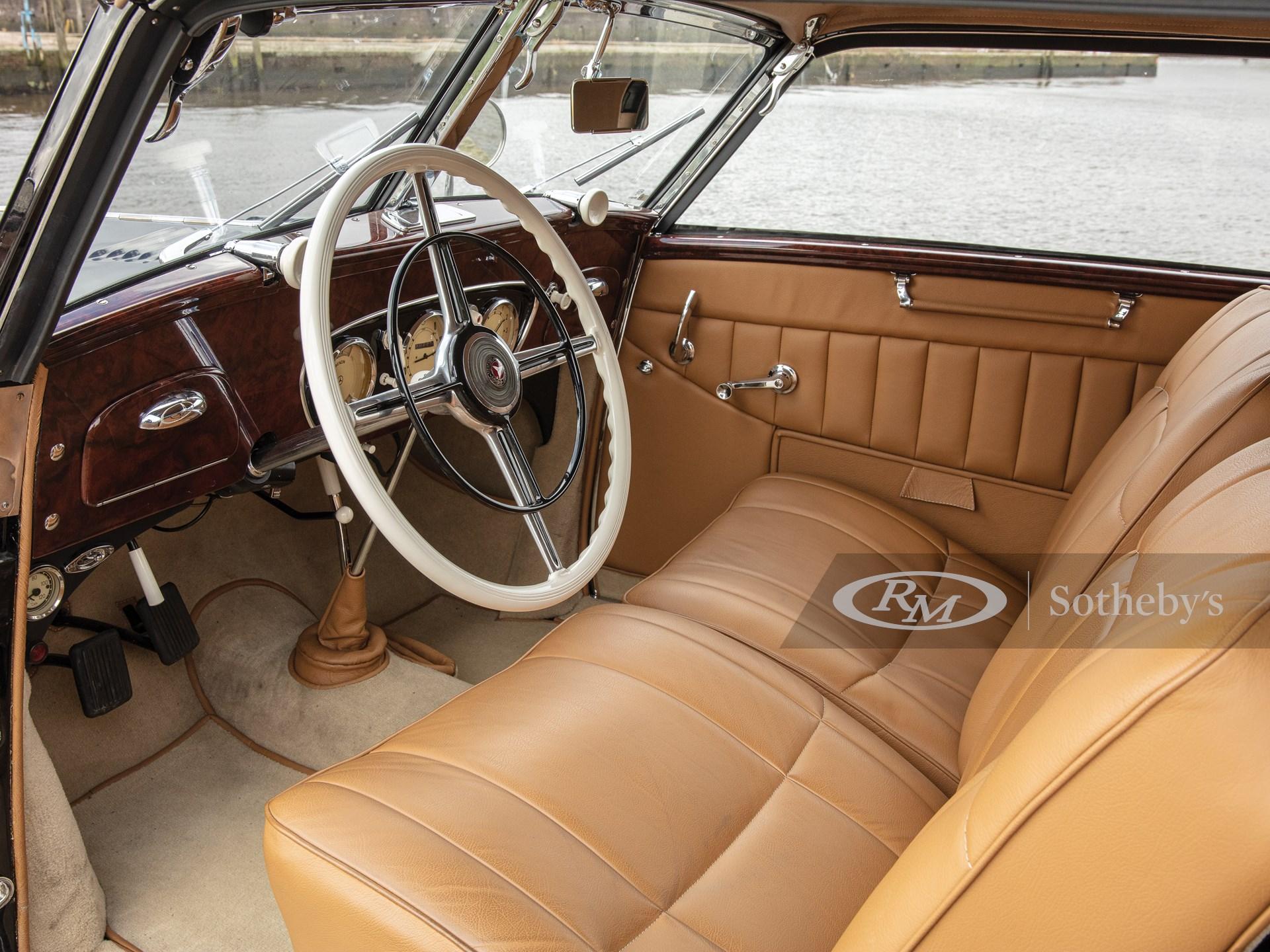 1938 Mercedes-Benz 320 Cabriolet B  -