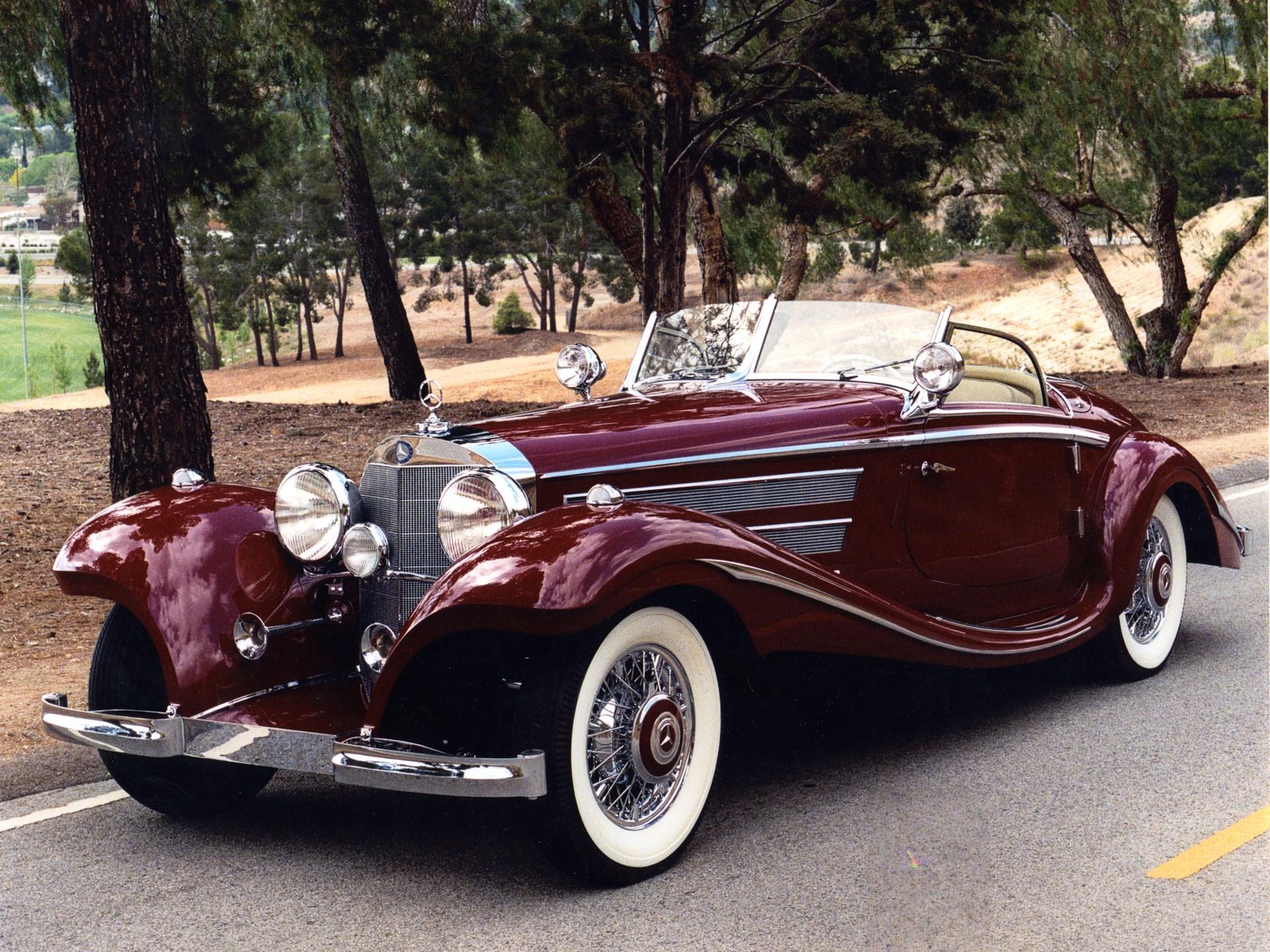 RM Sotheby's - 1938 Mercedes-Benz 540K Special Roadster ...