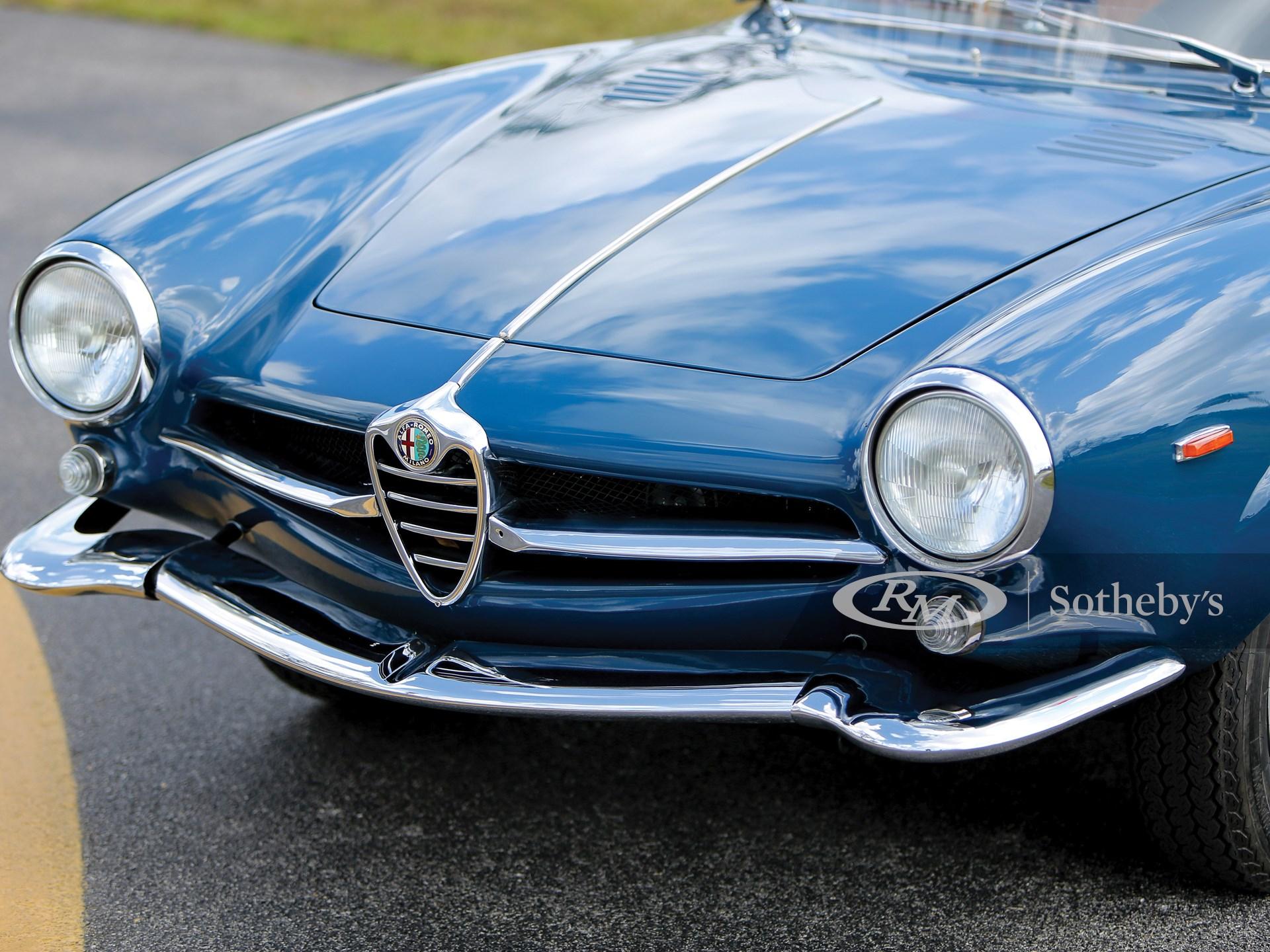 1965 Alfa Romeo Giulia Sprint Speciale by Bertone -