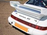 1993 Porsche 911 Carrera RS 3.8  - $