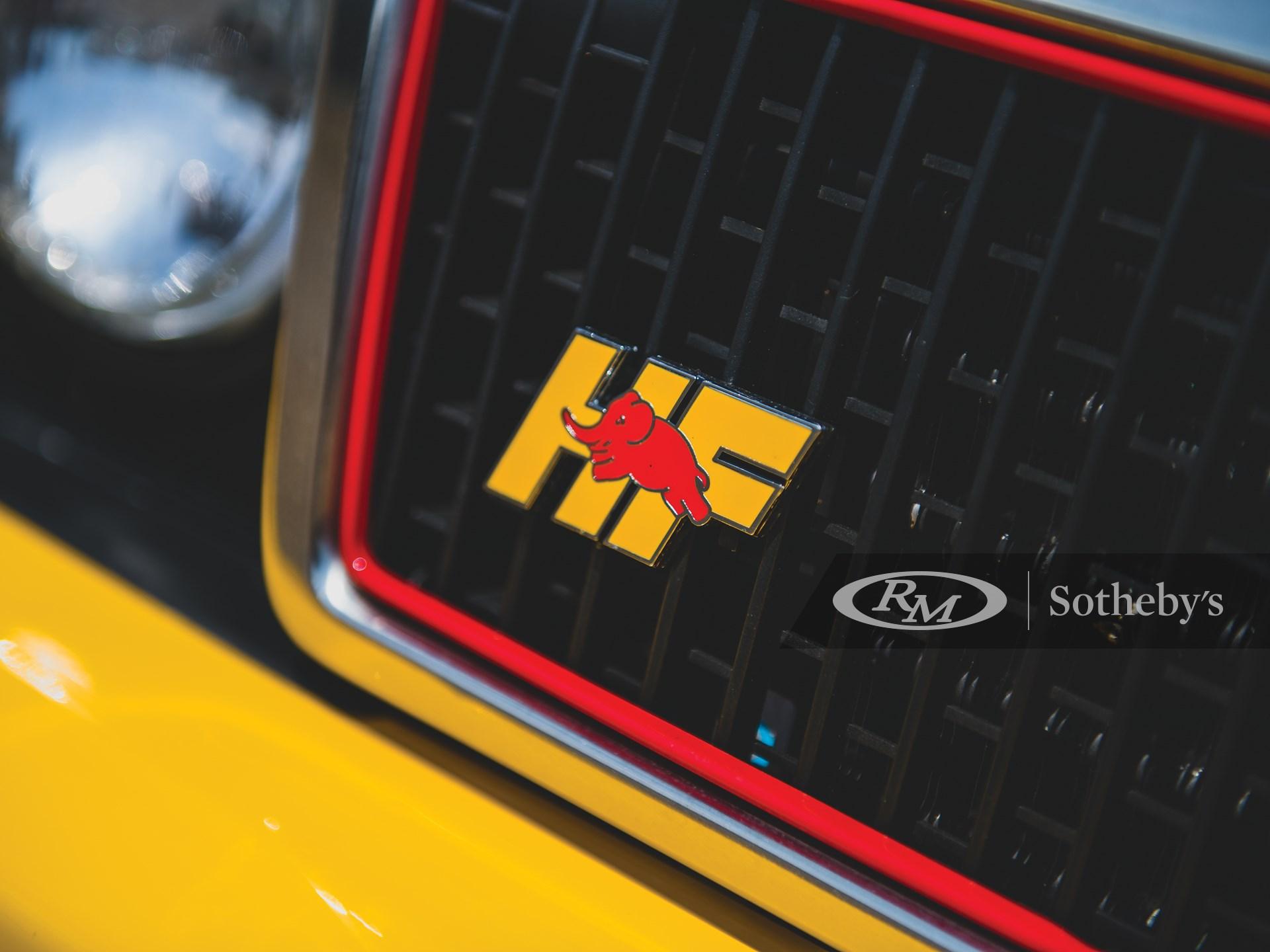 1992 Lancia Delta HF Integrale Evoluzione 'Giallo Ferrari'  -