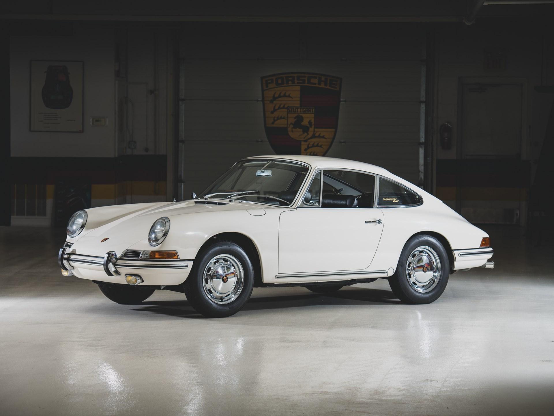 Rm Sothebys 1967 Porsche 911 Rhd Coupe The Taj Ma