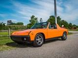 1970 Porsche 914  - $