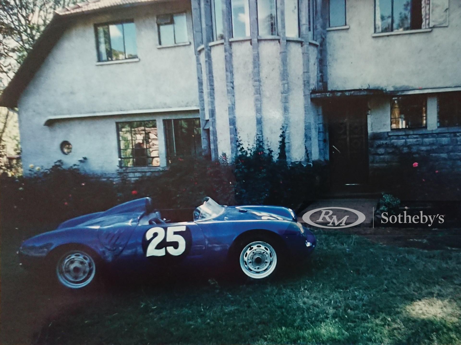 1957 Porsche 550A Spyder by Wendler