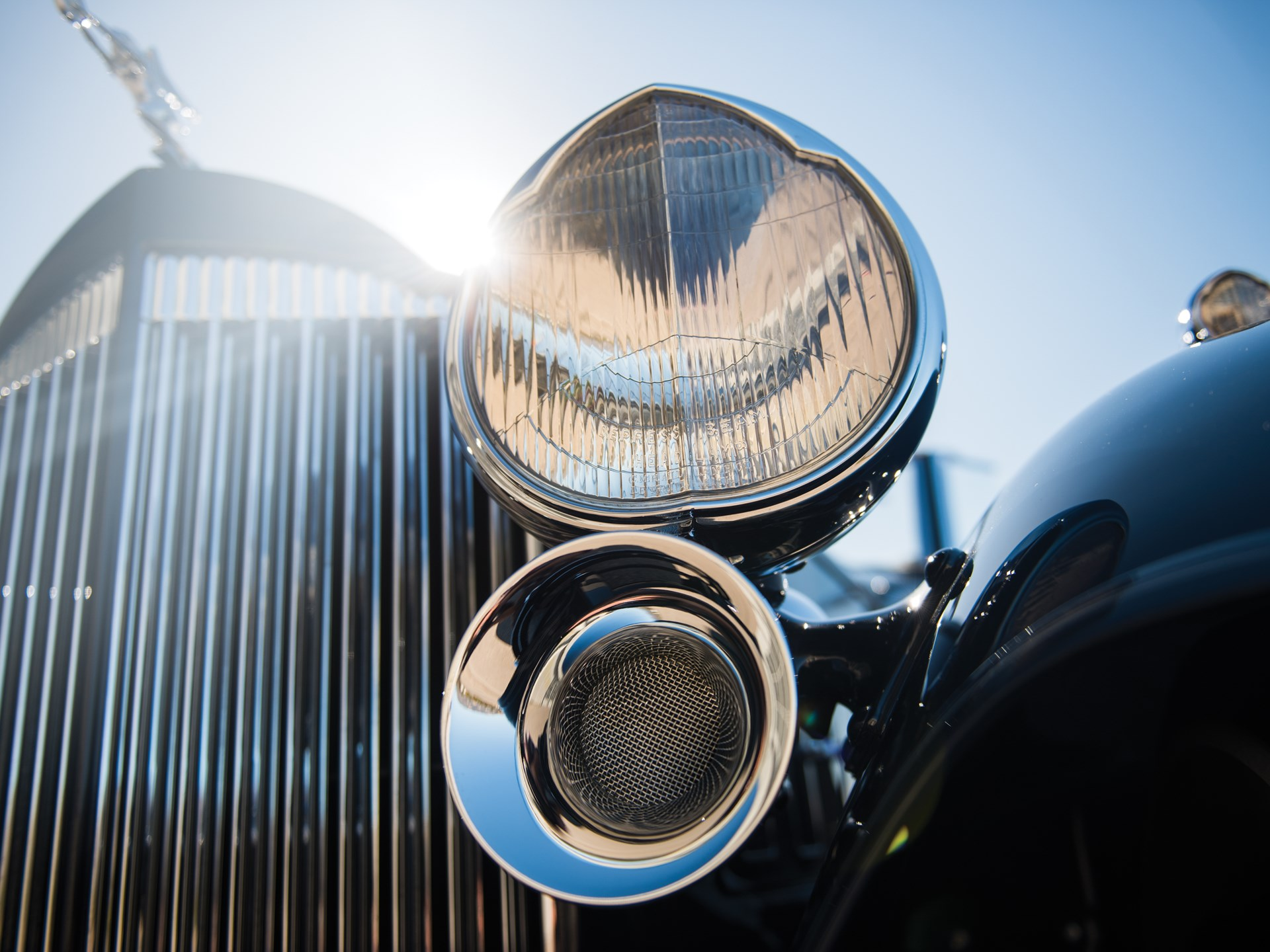 1932 Packard Twin Six Coupe Roadster