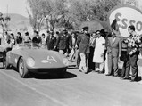 1954 Ferrari 500 Mondial Spider by Pinin Farina - $Chassis no. 0448 MD at the 1962 Carrera Presidential in Mexico