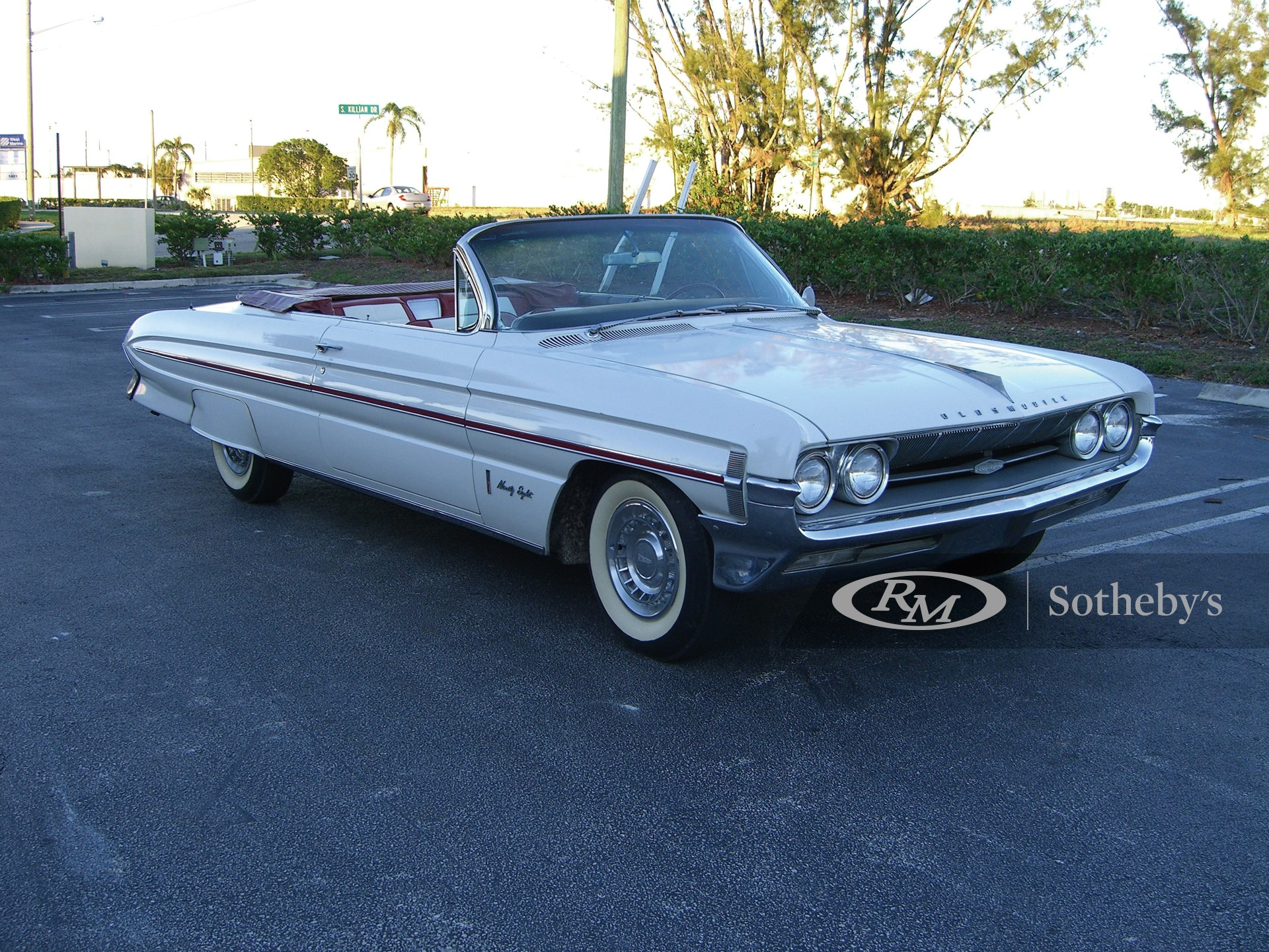 1961 Oldsmobile 98 Convertible  -