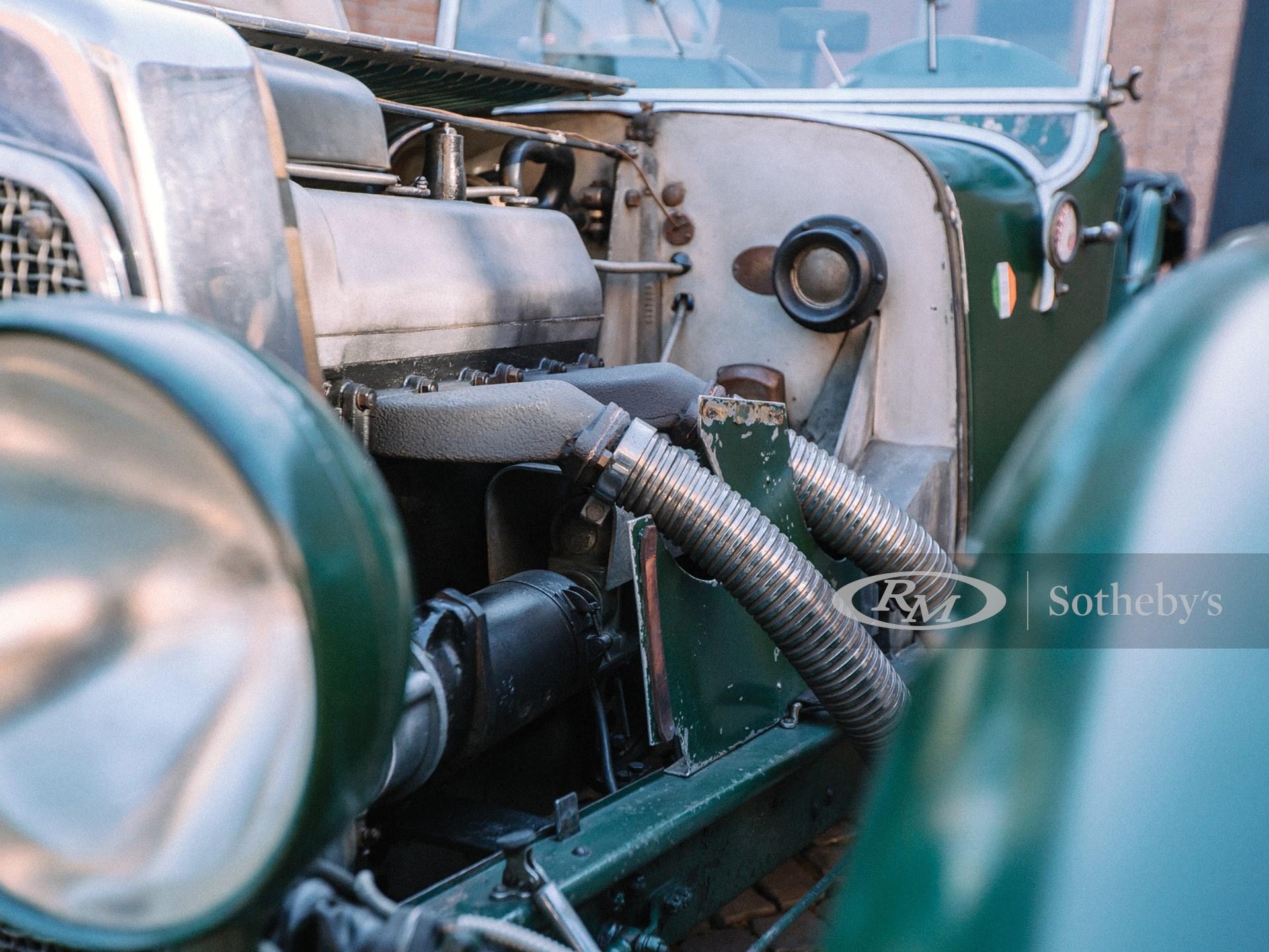 1931 Aston Martin 1.5-Litre International 'LM5'  -