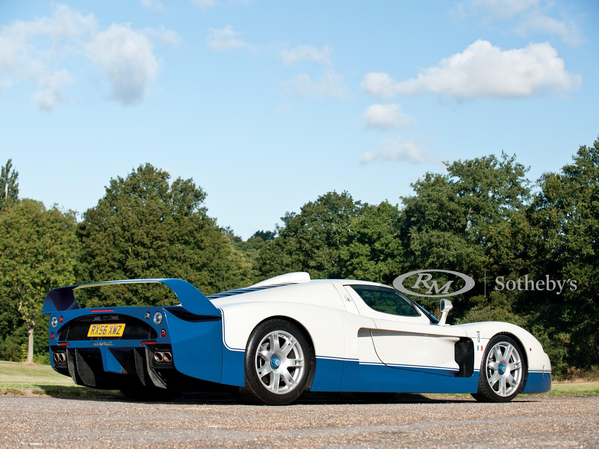 2005 Maserati MC12 | London 2012 | RM Sotheby's