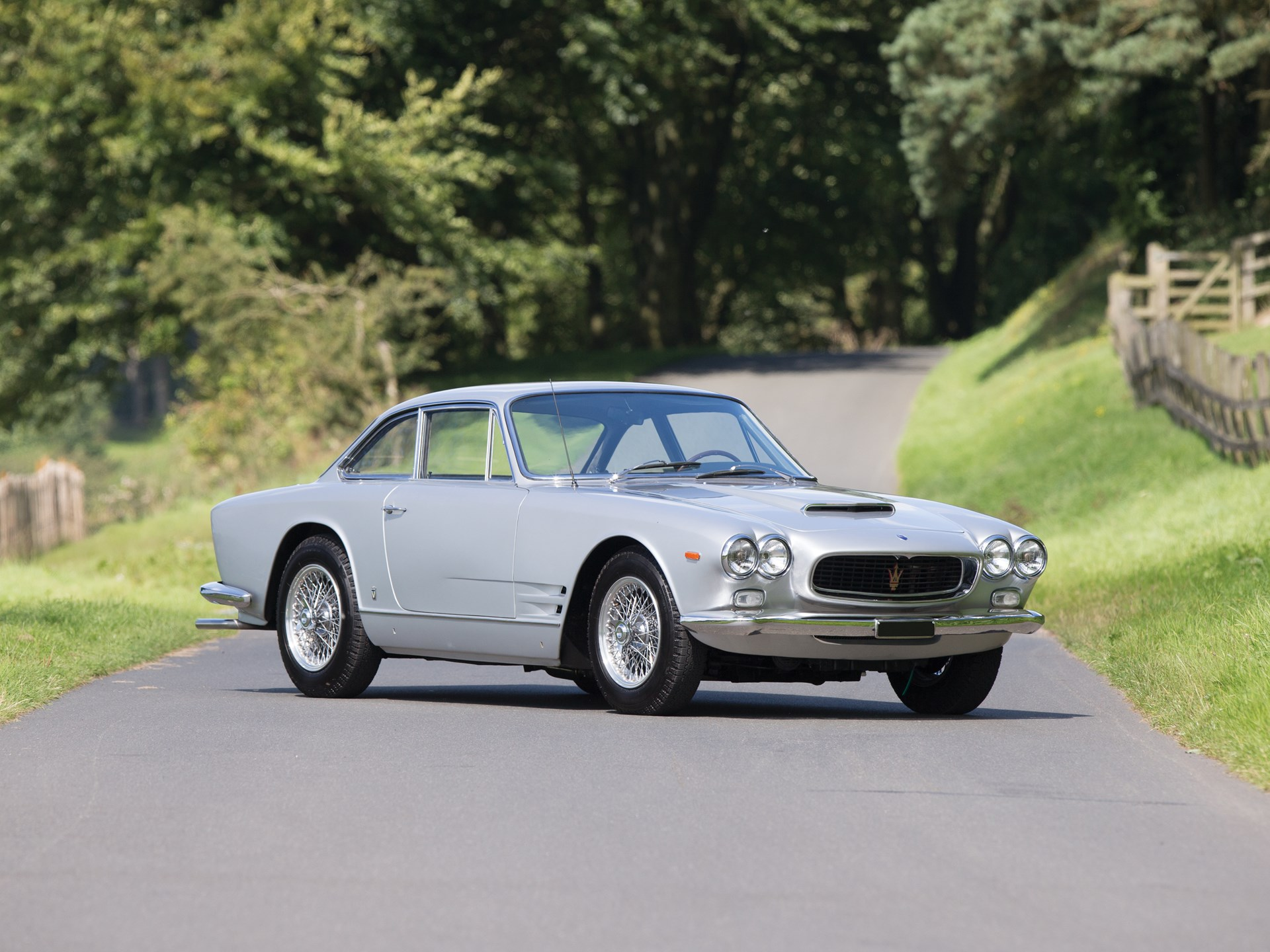 RM Sotheby's - 1964 Maserati Sebring 3500 GTi Series I by ...
