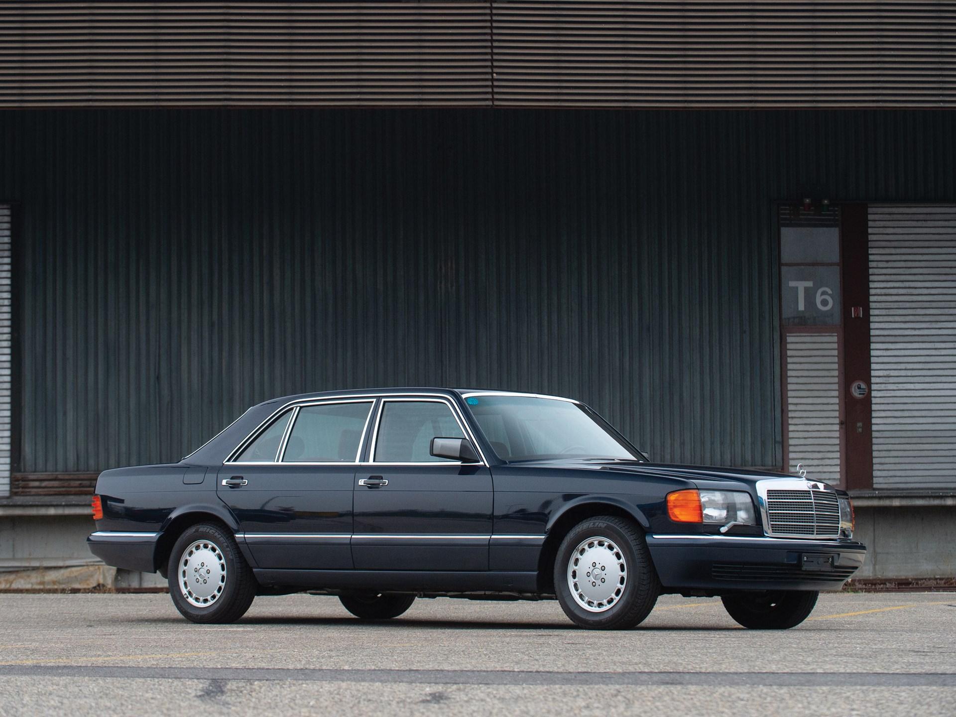 RM Sotheby's - 1989 Mercedes-Benz 560 SEL | Essen 2019