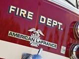 1985 American LaFrance Triple Combination Fire Pumper  - $
