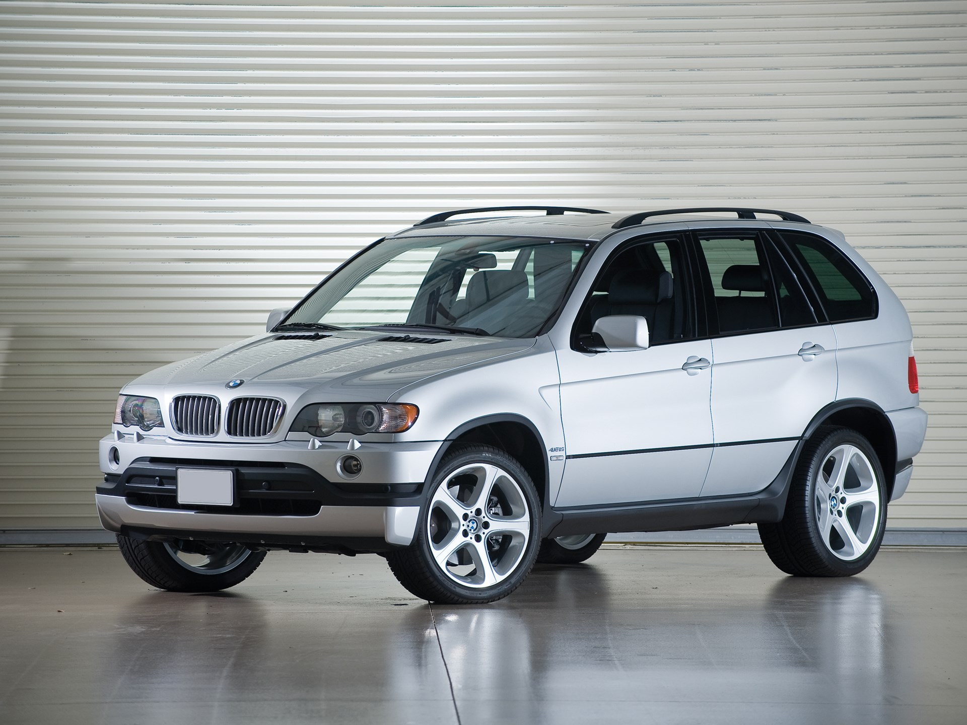 RM Sotheby\'s - 2003 BMW X5 4.6is | Classic Muscle & Modern ...