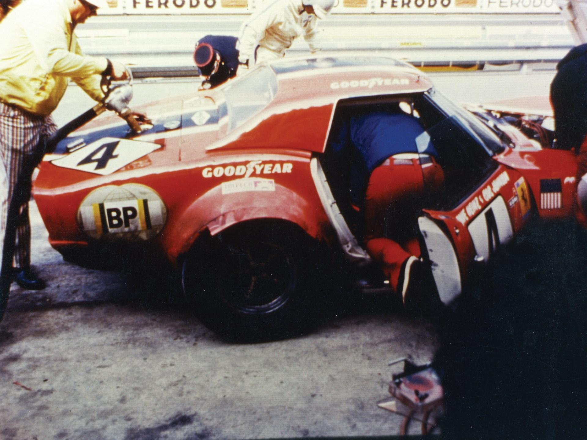 1968 Chevrolet Corvette L88 RED/NART Le Mans
