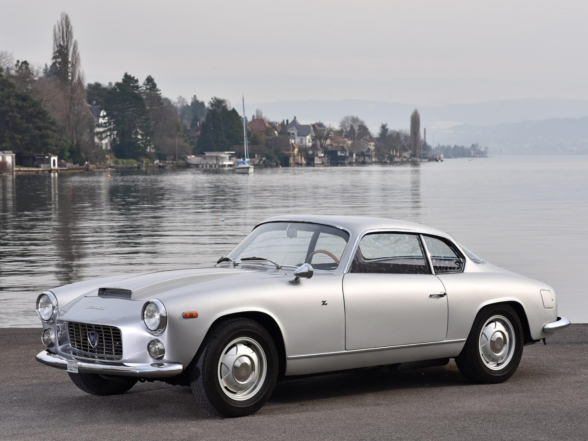 RM Sotheby\'s - 1963 Lancia Flaminia Sport 3C 2.8 by Zagato | Villa ...