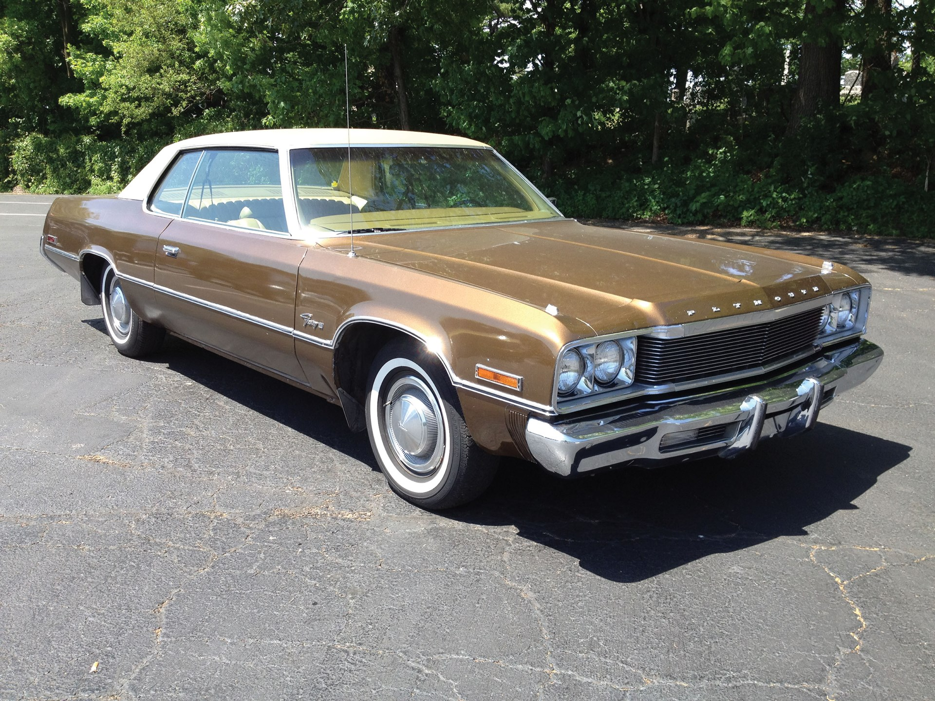 1974 plymouth fury