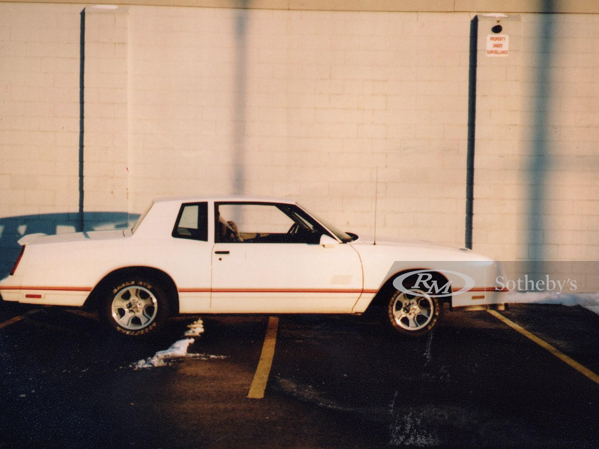 1987 Chevrolet Monte Carlo SS Hard Top  -