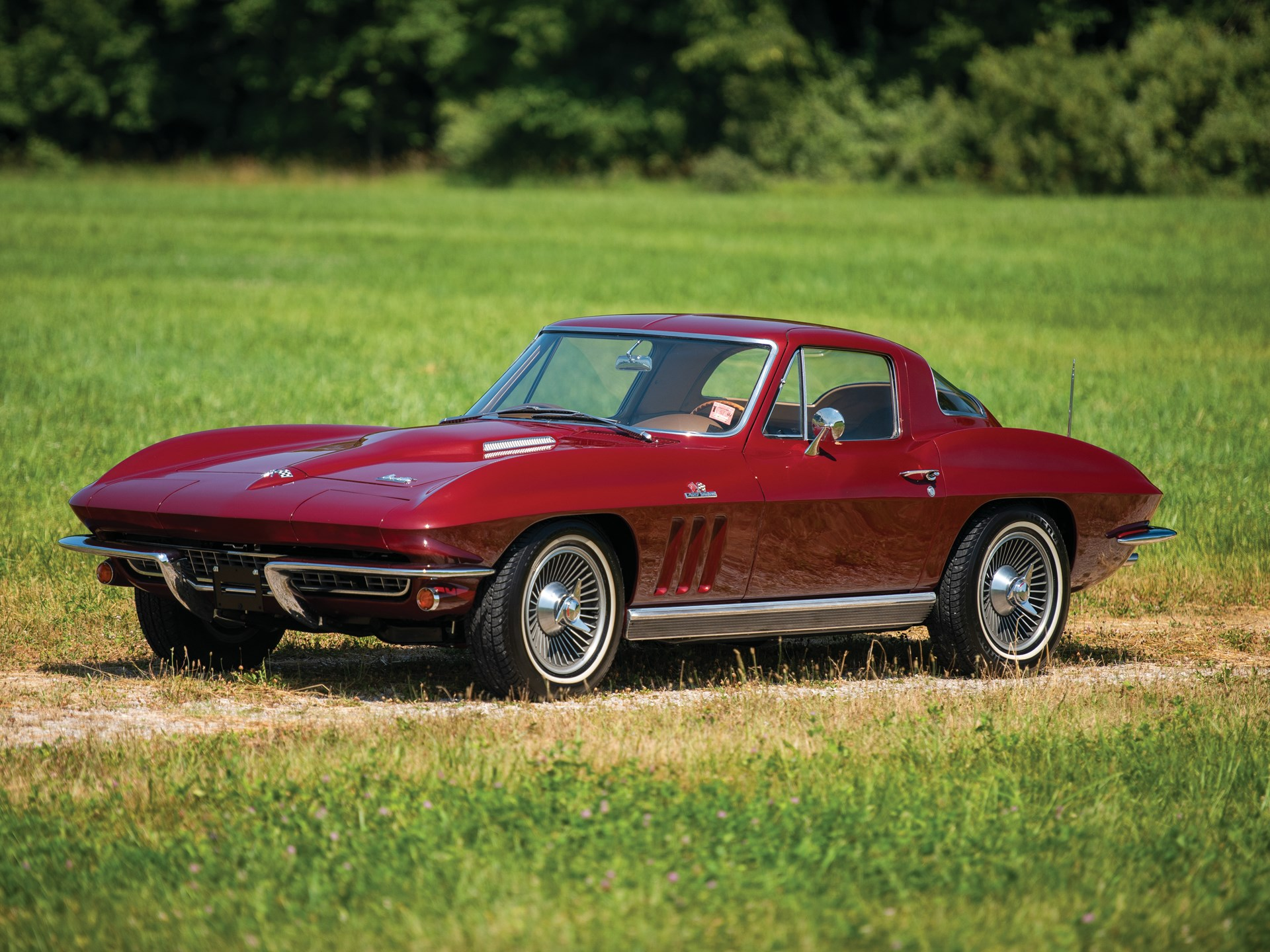 1966 Chevrolet Corvette Sting Ray 427/425 Coupe