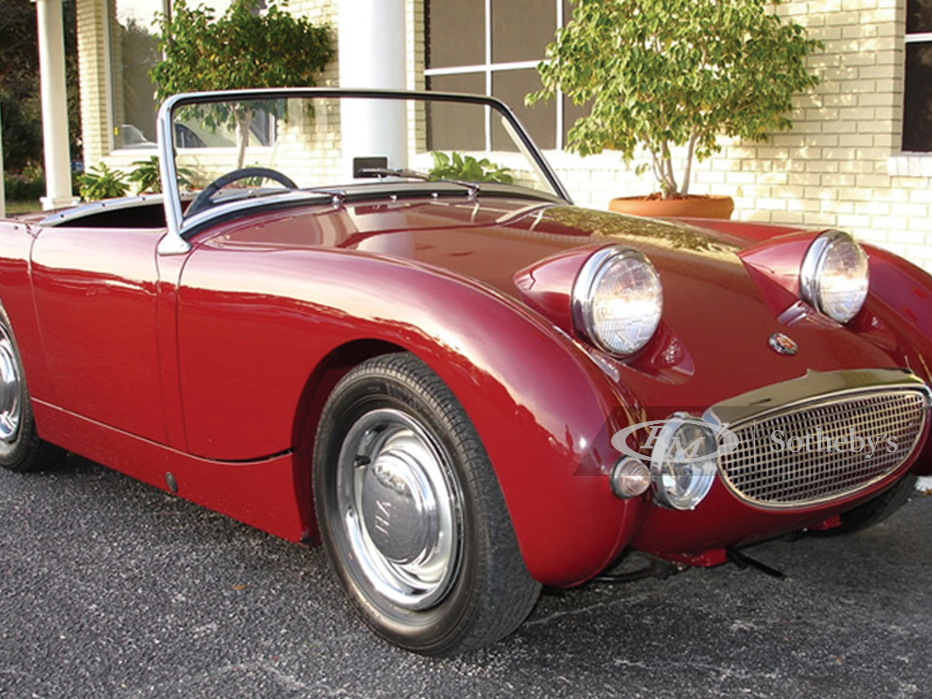 1959 Austin-Healey Bug-Eyed Sprite Roadster  -
