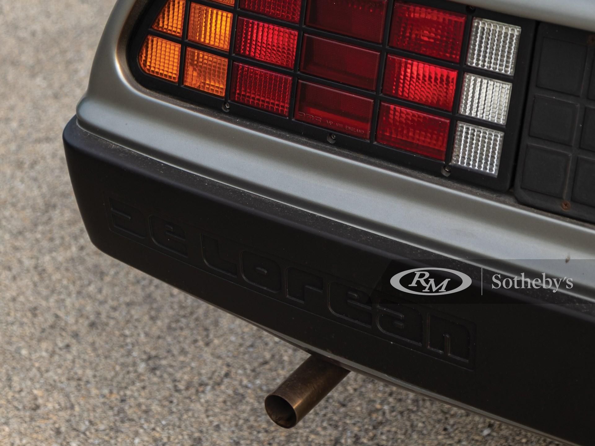 1981 DeLorean DMC-12  -