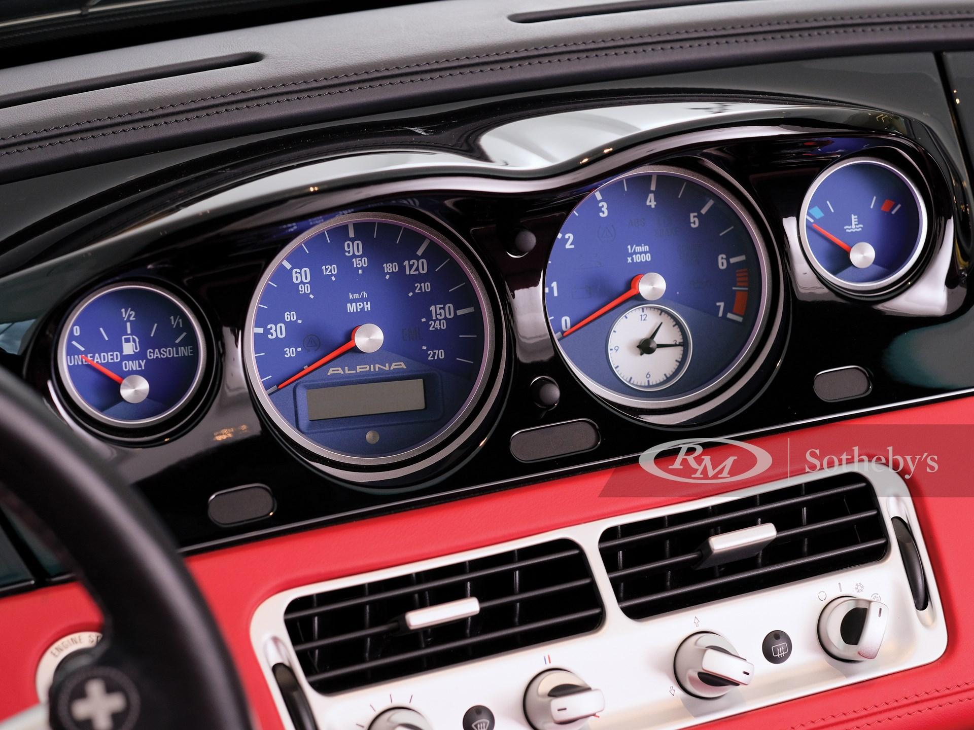 2003 BMW Alpina V8 Roadster  -