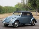 1957 Volkswagen Beetle Cabriolet  - $