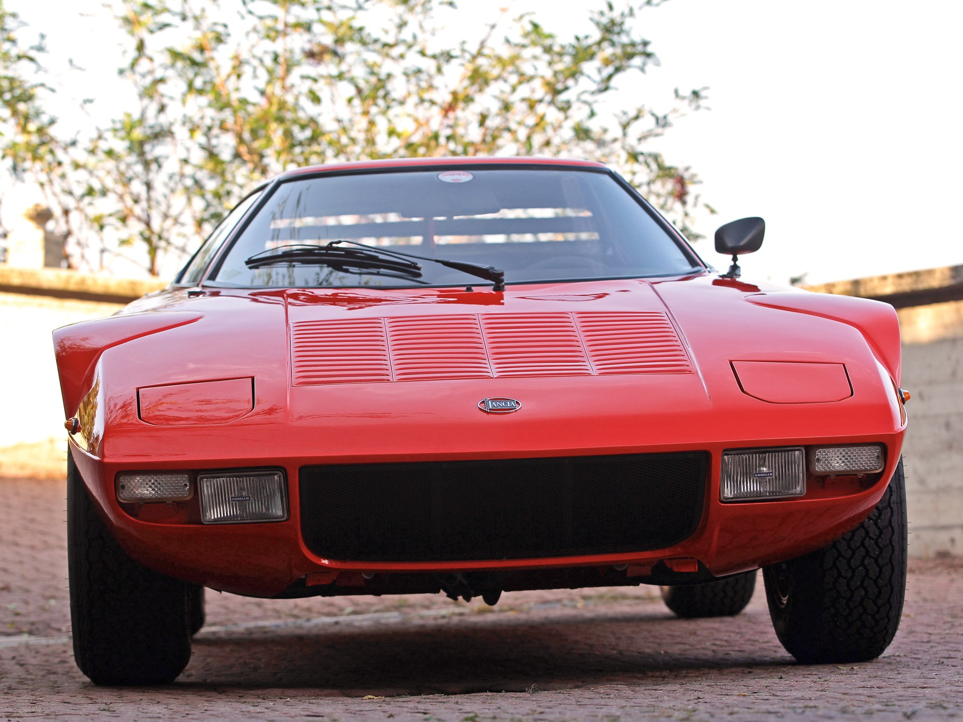 RM Sotheby\'s - 1973 Lancia Stratos \'Stradale\' by Carrozzeria Bertone ...