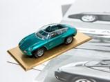 Porsche Panamericana IAA Press Release with 1:43 Presentation Model, 1989 - $